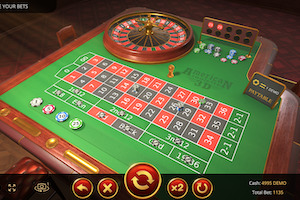 American Roulette 3D