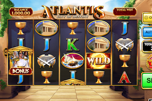 Atlantis : City of Destiny