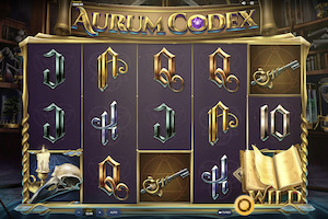 Machine à sous Aurum Codex