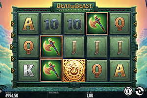 Beat the Beast: Quetzalcoatl´s Trial