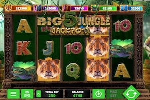 Big 5 Jungle Jackpots