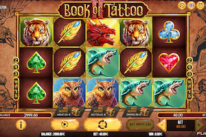 Book of Tattoo 2