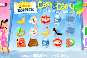 Cash & Carry: Shopping Spree