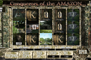 Conquerors of the Amazon