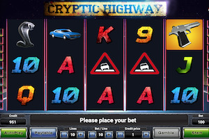 Cryptic Highway