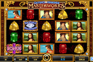 Da Vinci Diamonds : Masterworks