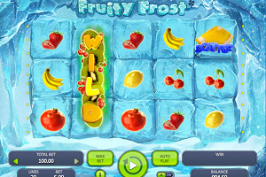 Machine à sous Fruity Frost