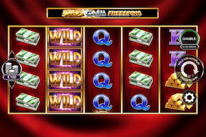 Machine à sous Gold Cash Freespins