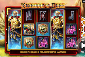 Machine à sous Kingdom's Edge