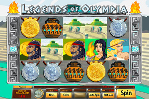 Legend of Olympia