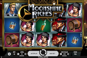 Moonshine Riches