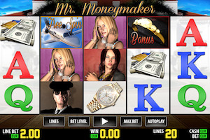 Mr Money Maker