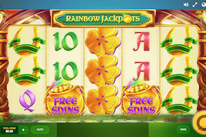 Machine à sous Rainbow Jackpots