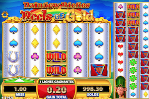 Rainbow Riches : Reels of Gold