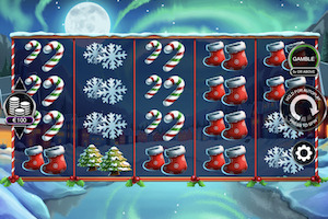 Santa Stacked Free Spins