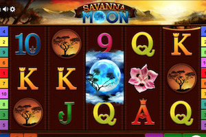 Savanna Moon Slots