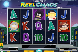South Park : Reel Chaos