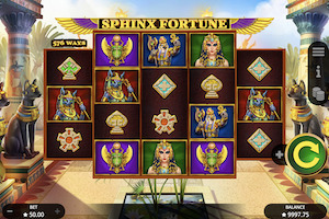 Sphinx Fortune Hold & Win
