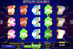Machine à sous Star Cash