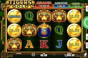 Tiger's Gold